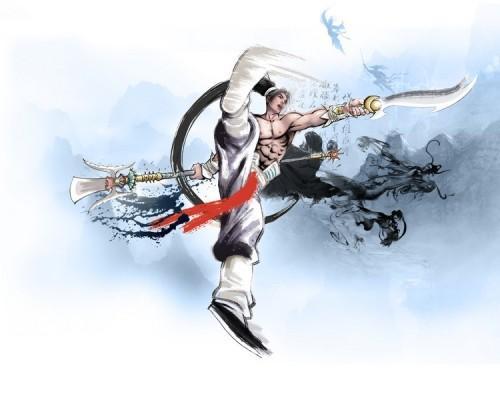 新破天一剑私服
